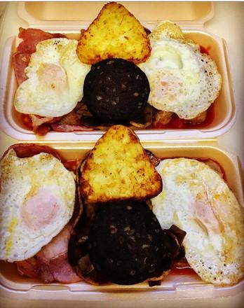 Super Deli Breakfast