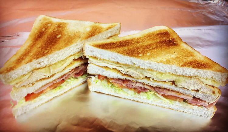 Deli Club Sandwich