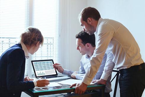 teamwork, business meeting, team working