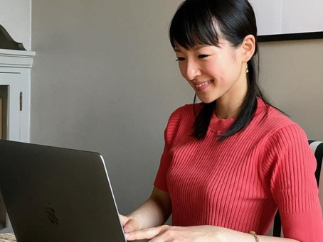 Streamline and Organize Your Business with Marie Kondo's Principles