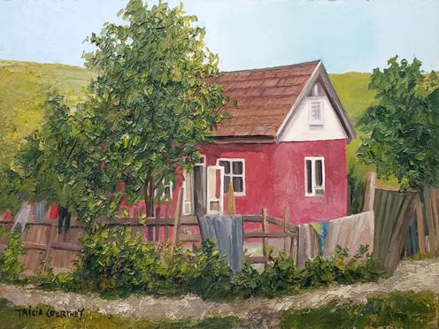 Home in Romania