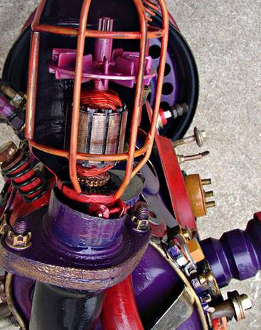Mechanical Nightmare_detail