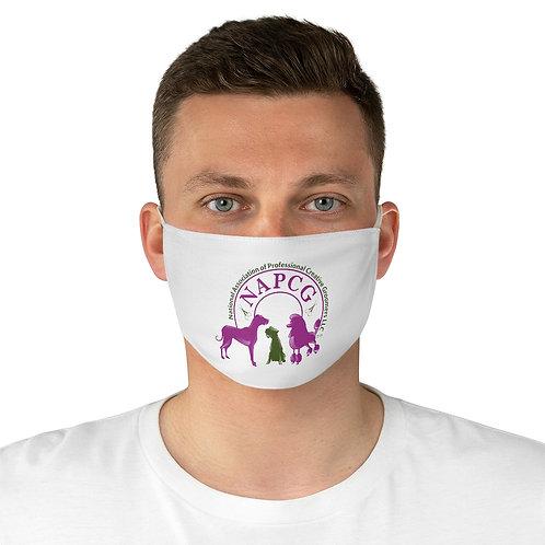 Official NAPCG logo Fabric Face Mask