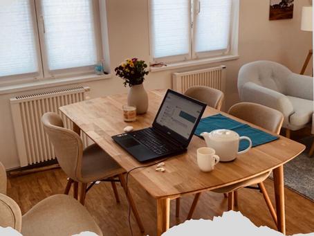#howiworkfromhome - Vol. 5 mit Milica: Effizient von Zuhause – wie arbeitest du im Homeoffice?