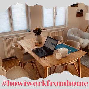 howiworkfromhome bei ONESTOPTRANSFORMATION im Home Office mit digitales Mindset, furniture, chair, laptop