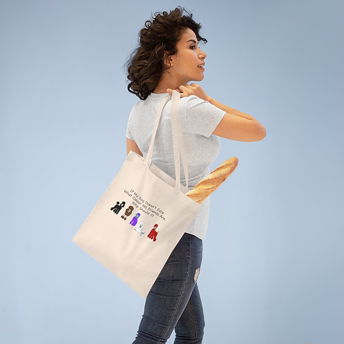 'Colour of My Friends' Tote Bag