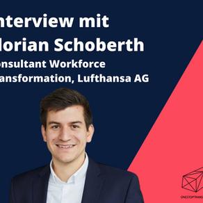 Im Interview: Wie Lufthansa ihre Mitarbeiter*innen fit für die Zukunft macht
