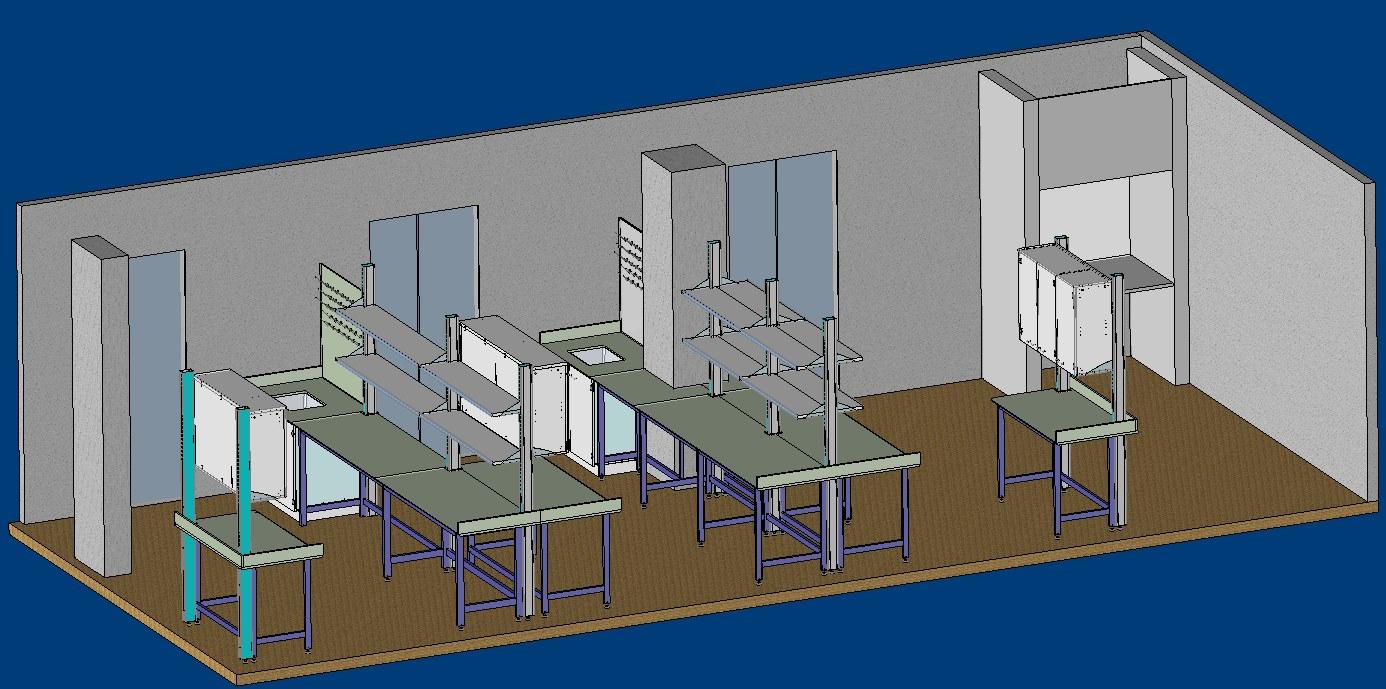 תכנון מעבדה