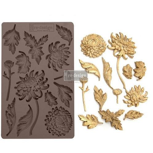 Redesign Mould -Botanist Floral