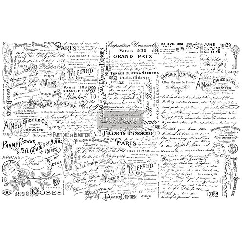 Decoupage Tissue Paper – Zoey
