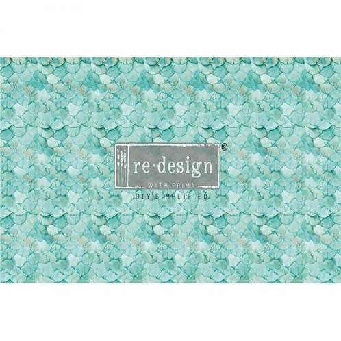 Decoupage Tissue Paper – Ariel