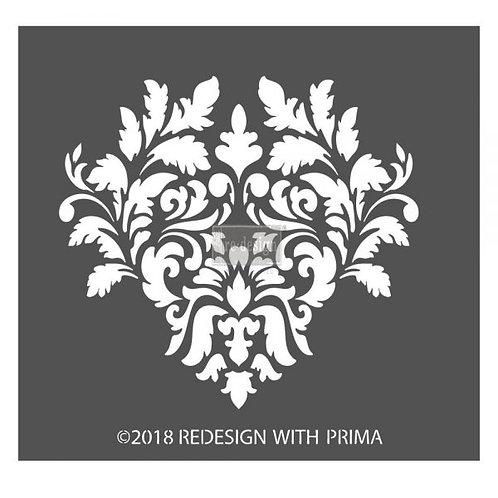 Redesign 3D Stencil - Giovanna Flourish