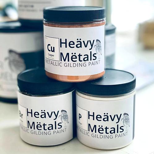 Heavy Metal Metallic Gilding Paint