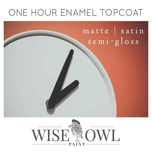 One Hour Enamel Topcoat