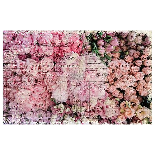 DÉCOUPAGE DÉCOR TISSUE PAPER – Flower Market
