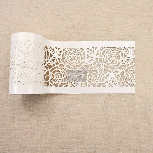 Stick & Style Stencil Roll -Tea Rose Garden