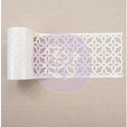 Stick & Style Stencil Roll - Calypso Lattice