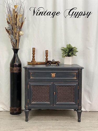 Classical Side Table/Cabinet