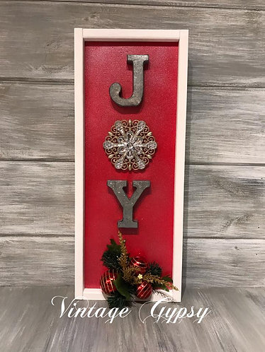 Christmas Decor - Joy