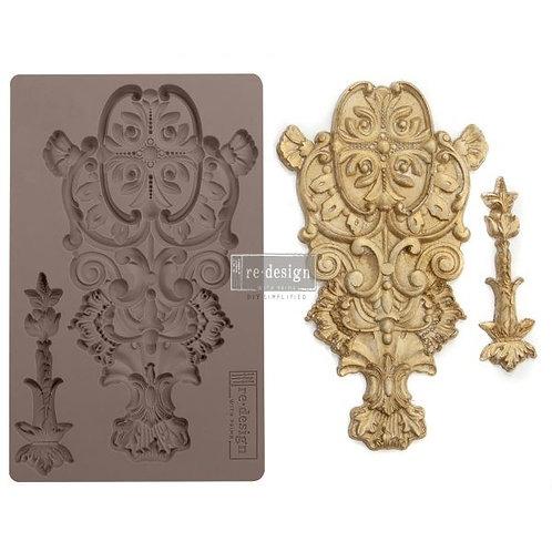 Redesign Mould - Golden Emblem