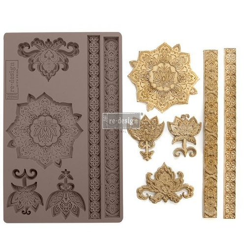 Redesign Mould - Agadir Patterns