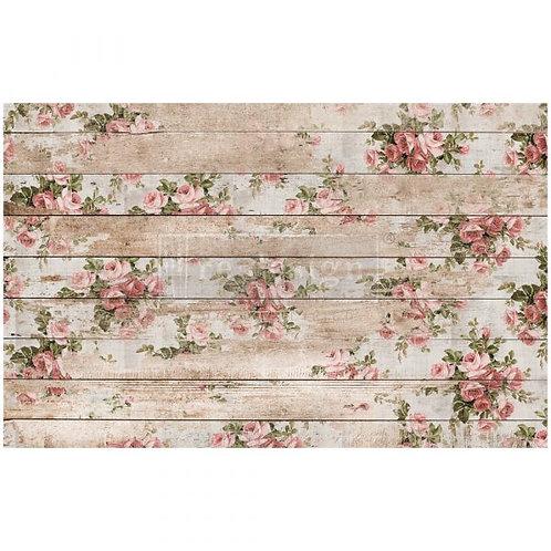 DECOUPAGE DÉCOR TISSUE PAPER - Shabby Floral