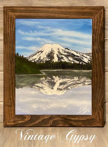 Mount Rainer Reflection