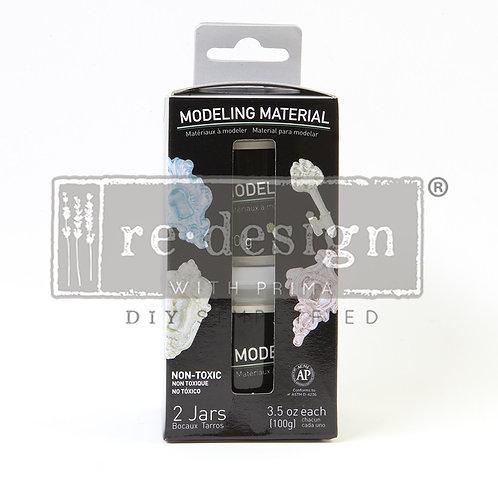 Modeling Material Jar Set