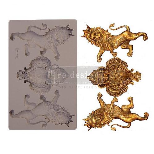 Redesign Mould - Royal Emblem