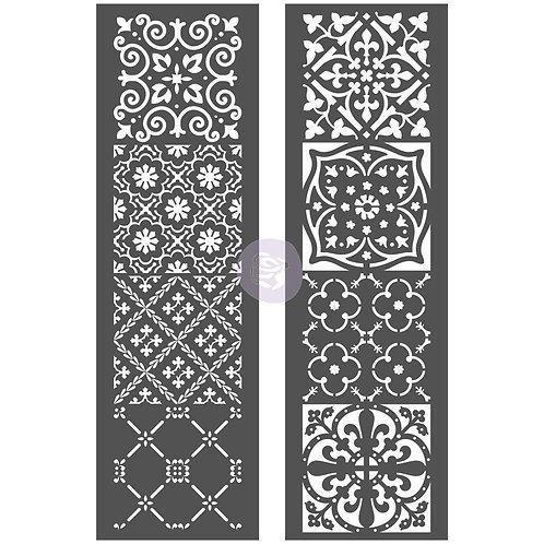 Redesign Stencils - Arabesque