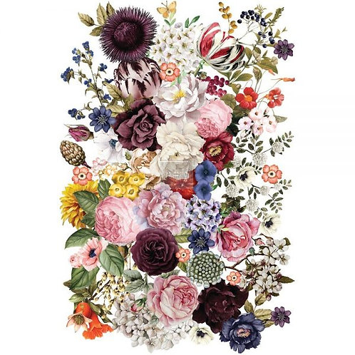 Redesign Transfer - Wondrous Floral