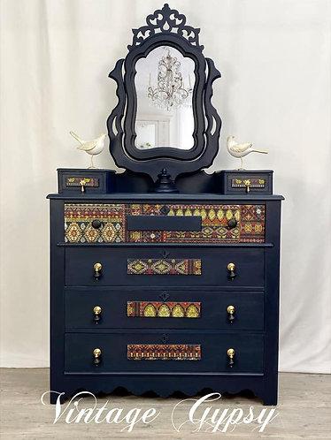Antique Gentleman's Dresser