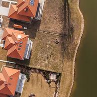 Aeriel Ansicht der Wohnungswirtschaft
