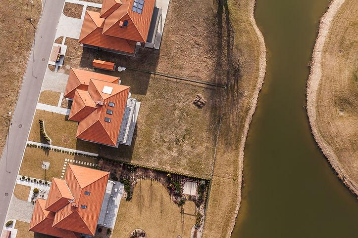 Aeriel View of Housing Unit