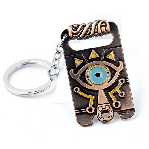 Shakah Stone Keychain