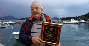 The most passionate fisherman on Šipan