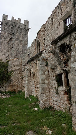 Benedictine monastery Šipan