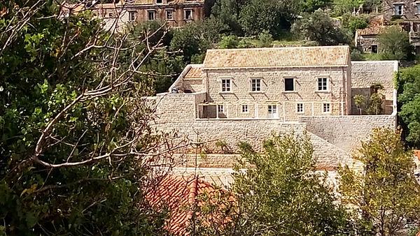 Getaldic villa on Sudurad