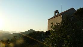 St. Trinity church on Šipan island.
