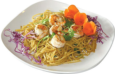 GARLIC NOODLE WITH GRILLED SHRIMP.jpg