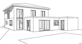 VILLE et HABITAT constructeur maisons Lyon, st genis laval, chaponost