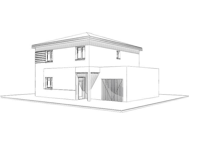 Etage - Terrasse 1