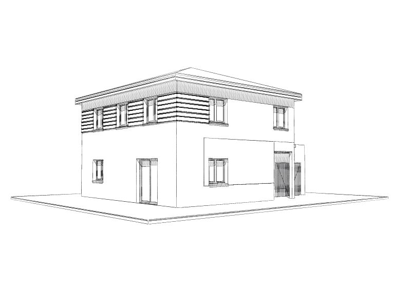 Etage - Terrasse 2