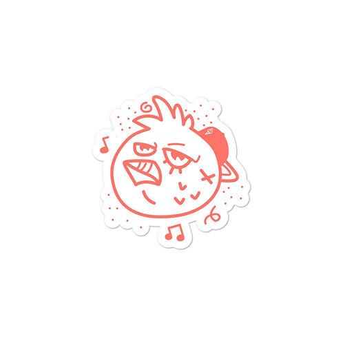 YA Buddy Bird Sticker