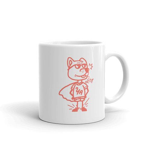 YA Dog Mug
