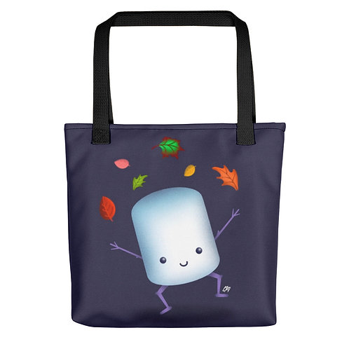 Fall Melo Fellow Tote bag
