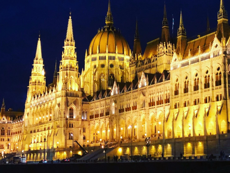 A weekend Itinerary in Budapest