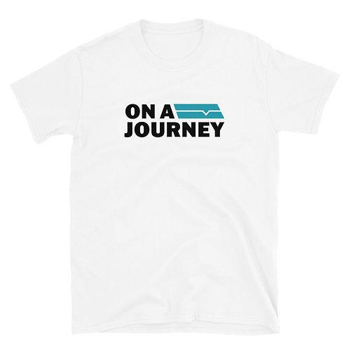 On A Journey Unisex T-Shirt