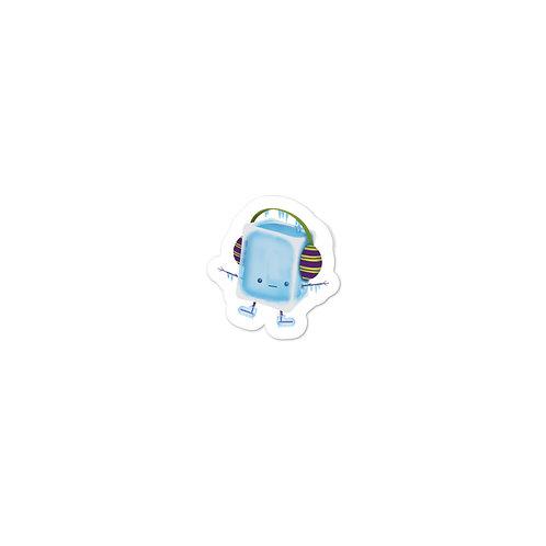 Frozen Melo Sticker