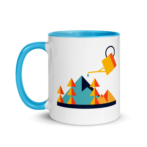 Nurture the World Mug